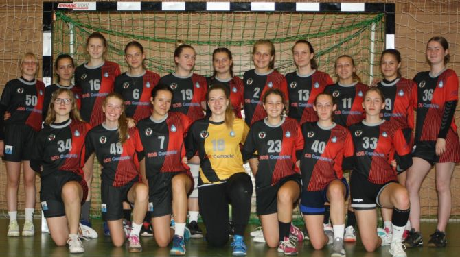 2020 09 15 Handball A Juniorinnen s